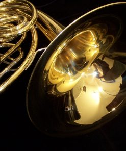C.G. Conn 6D French Horn