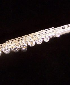Pearl Elegante 795 Flute - shown with optional C# trill & D# roller