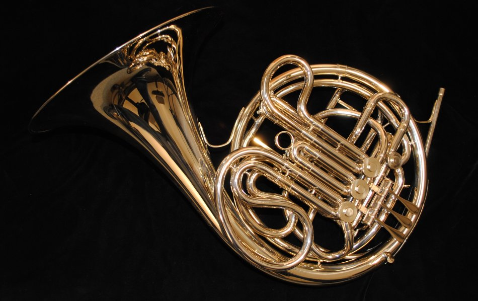 C G  Conn 8D Professional Double French Horns