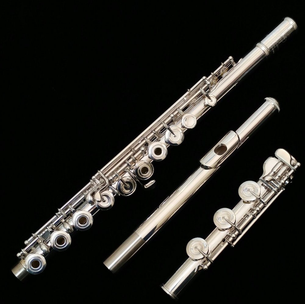Kessler Custom Artist Series Flute with C# Trill Key