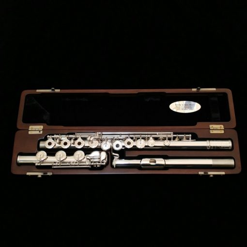 Kessler Custom Artist Series Flute with C# Trill