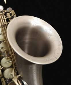 Kessler Custom Handmade NS Solid Nickel Silver Tenor Sax