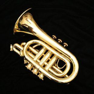 Kessler Custom Artist Series Pocket Trumpet