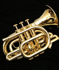 Kessler Custom Artist Series Pocket Trumpet