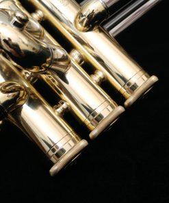Kessler Custom Professional Trumpet - Lacquer