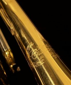 K.Custom Artist Series Pro Raw Brass Trumpet