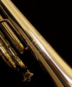 Bach Stradivarius Trumpet with Solid Silver Bell | 180-37R Shown