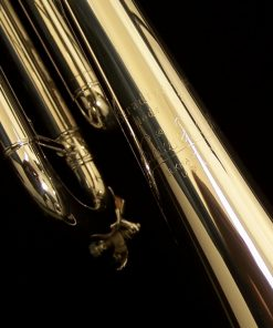 Bach LR180 Series Stradivarius Trumpet - LR180S43 Shown