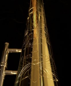 King 3B Trombone - King Legend Series