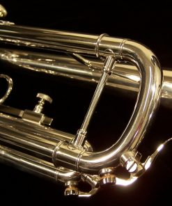 K.Custom Artist Series Intermediate Silver Trumpet