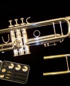 Jupiter XO Professional Trumpets - 1602S Model Shown