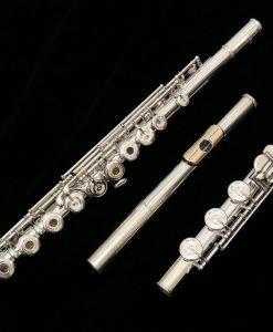 Pearl Quantz Vigore 765 Solid Silver Flute