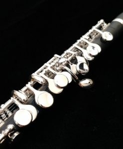 Pearl 165E Piccolo with Wood Headjoint - PFP165E