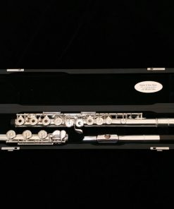 Pearl 665 Quantz Flute - with Forza Headjoint