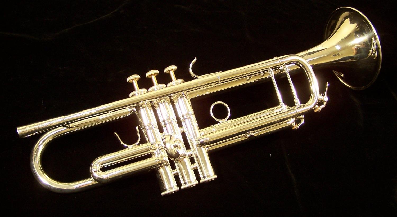K.Custom Professional Silver Trumpet | Kessler / Scodwell