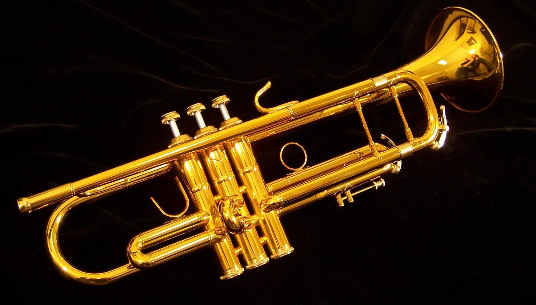 2015 Challenger >> B&S Challenger Trumpet - Dark Gold Lacquer - 24 Month, 0% Interest!