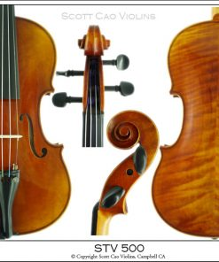 Scott Cao 500 Step-Up Violin