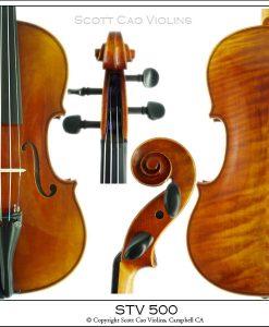 Scott Cao 500 Step-Up Violin