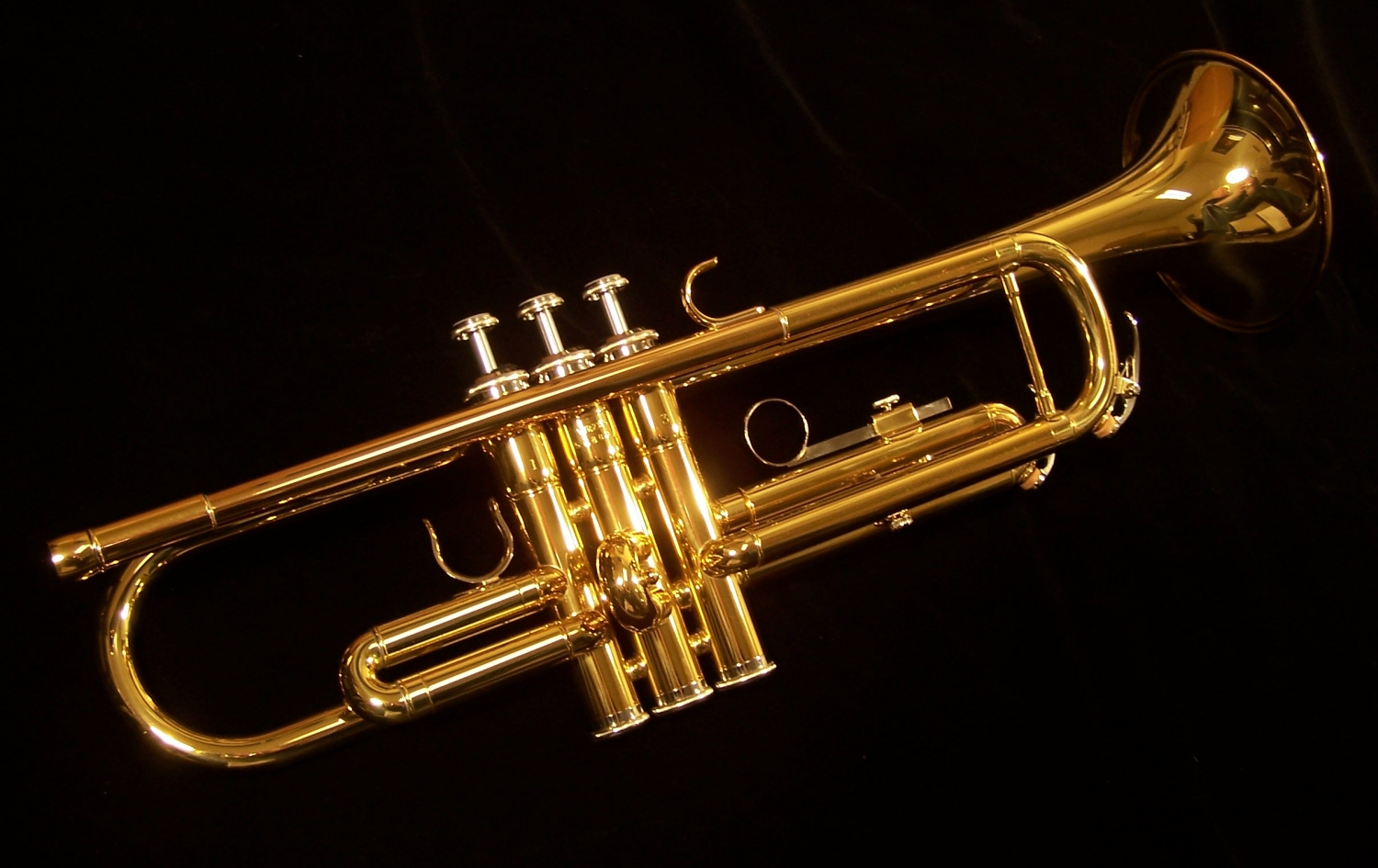 Trumpet Yamaha Or