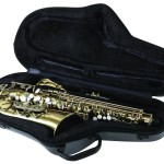 GL Cases GLE Series Alto Sax Case - GLE-A