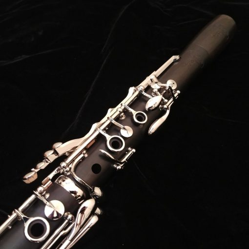 Backun Beta Clarinet - Nickel Keys