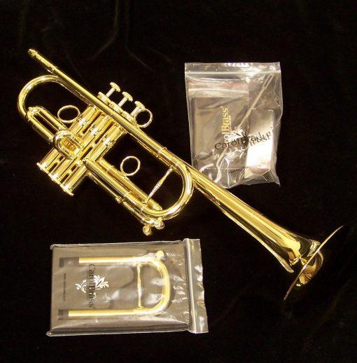 Carol Brass 4000H C Trumpet