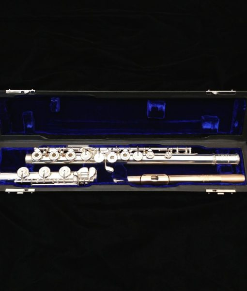 Powell Sonare 705 Flute - Shown with Aurumite Heajdoint