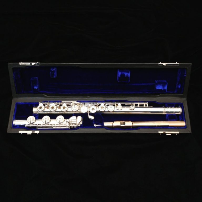 Powell Sonare 705 Flute - Shown with Aurumite Heajdoint