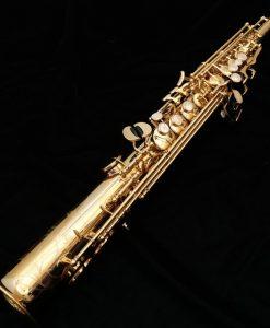 Mint Condition Used Yanagisawa S901 Soprano Sax #00323645