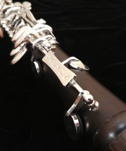 Backun Beta Clarinet - Silver Keys