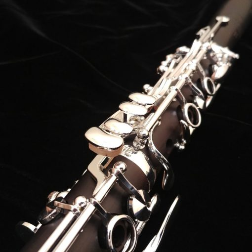 Backun Beta Clarinet - Silver Keys
