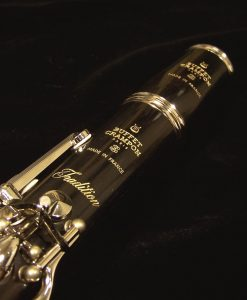 New Buffet Tradition Clarinet with Nickel Keys