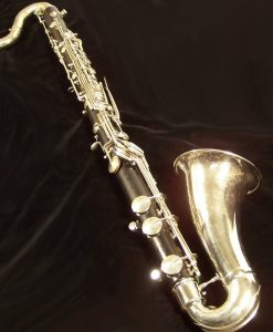 1958 Vintage Selmer Paris Bass Clarinet