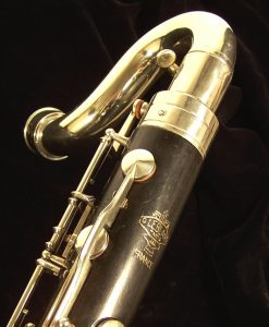 Vintage Leblanc Wood Bass Clarinet