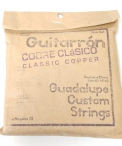 Guadalupe Guitarron String Sets