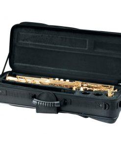 GL Cases GLI Series Soprano Sax Case (Dual Neck)