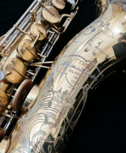 1949 Buescher 400 Top Hat & Cane Tenor Sax - B11 Model