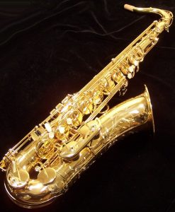 Mint Condition Used Selmer Paris Series II Tenor Sax - Jubilee