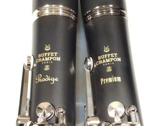 Buffet Prodige & Premium - Buffet's New Student Clarinets