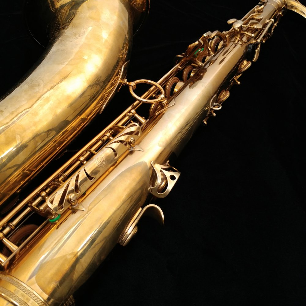 Conn saxophone serial number dating 4