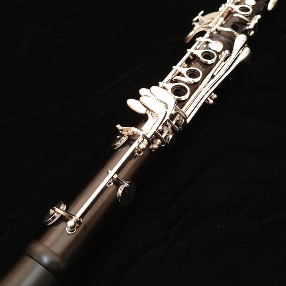 Kessler custom artist series wood clarinet 2nd for How much is a used yamaha clarinet worth