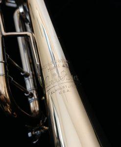 Used Bach Stradivarius Trumpet - 180-43 #435589