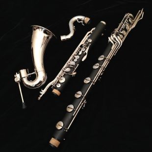Kessler Custom Low C Bass Clarinet - 2nd Generation
