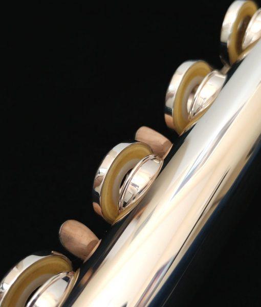 Haynes Q1 Flute - Pisoni S2 Pads