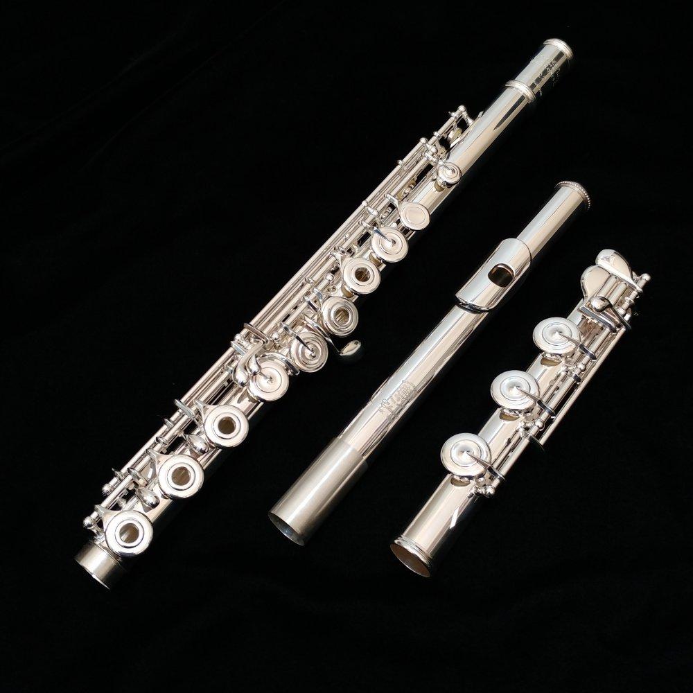Haynes Q2 Solid Silver Professional Flute - FREE Piccolo!