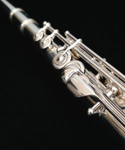 Haynes Q2 Solid Silver Flute - Shown with Options