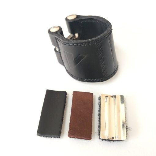 Vandoren Leather Clarinet Ligature