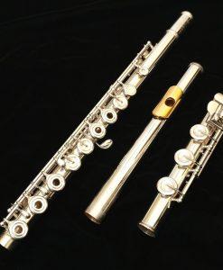 Overhauled Yamaha YFL-684H Professional Flute