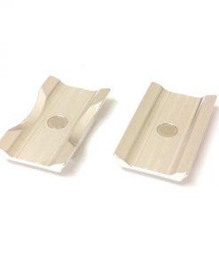 Sterling Plate Kit for AK Clarinet Ligature