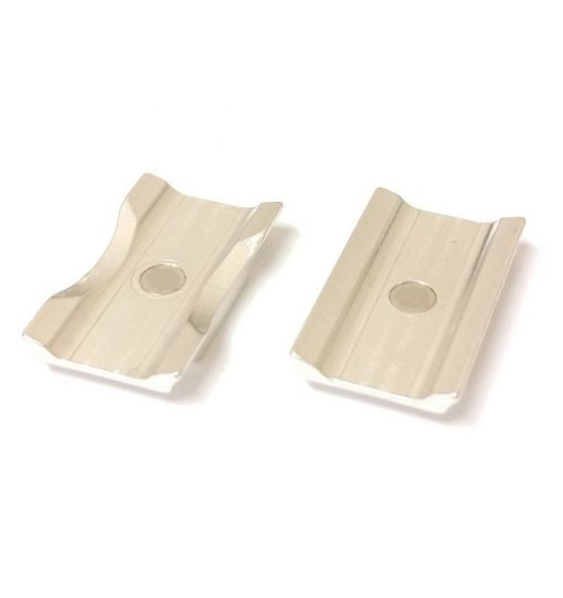 Sterling Plate Kit for AK Clarinet Ligature